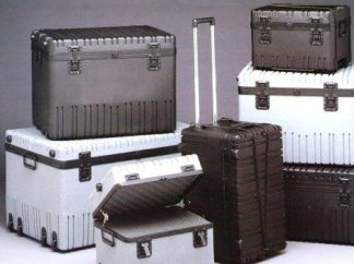 PARKER WHEELED ROTO-RUGGED CASES-DPRR3725-18TW