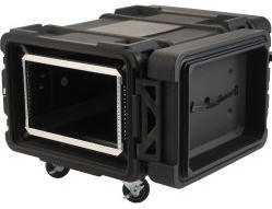"SKB 30"" Deep 4 Unit Roto-Molded Shock Rack Cases"