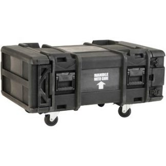 "SKB 28"" Deep 4 Unit Roto-Molded Shock Rack Cases"