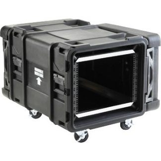 "SKB 28"" Deep 6 Unit Roto-Molded Shock Rack Cases"