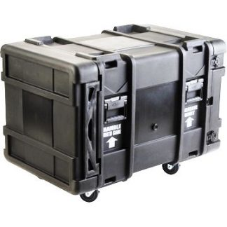 "SKB 28"" Deep 10 Unit Roto-Molded Shock Rack Cases"