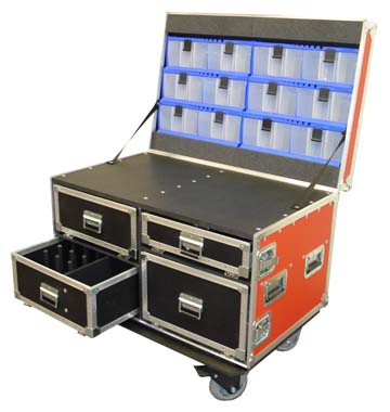 Wilson MobileMed XL W252-DP68-790 Trainers Case