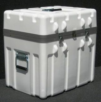 Parker Thermo Formed Plastic Shipping Case-DP2014-19 Case