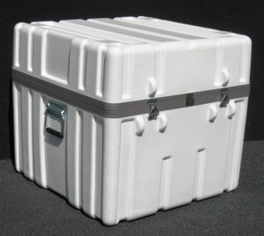 Parker Thermo Formed Plastic Shipping Case-DP2424-21Case