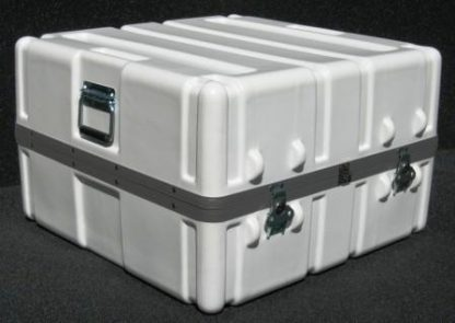 Parker Thermo Formed Plastic Shipping Case-DP2626-16 Case