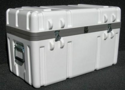 Parker Thermo Formed Plastic Shipping Case-DP2814-17 Case
