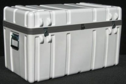 Parker Thermo Formed Plastic Shipping Case-DP3518-15 Case