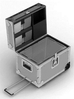 Mini CheckMate Flight Approved Case-DP68-1028