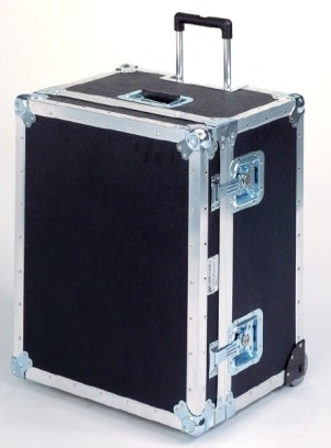 Des Pac TravelMate-2 Rolling Case_Ready To FLY